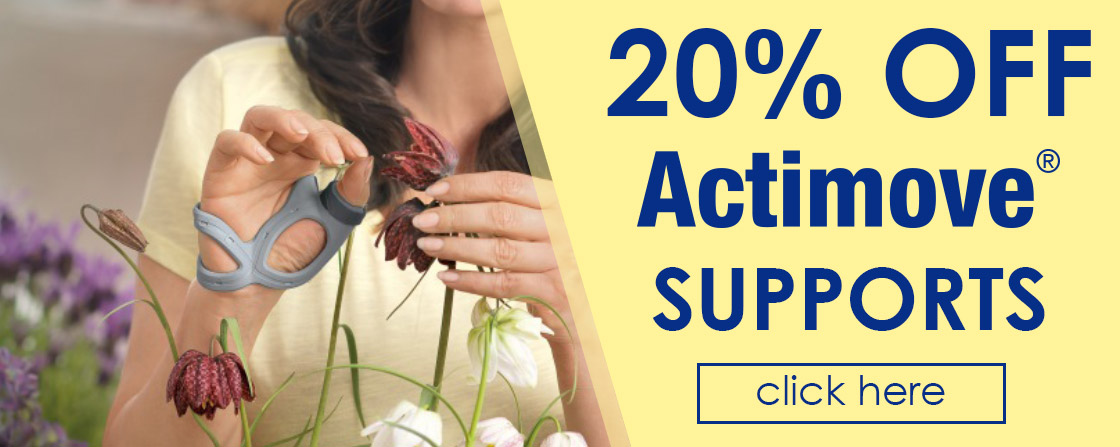 20% OFF Actimove Supports