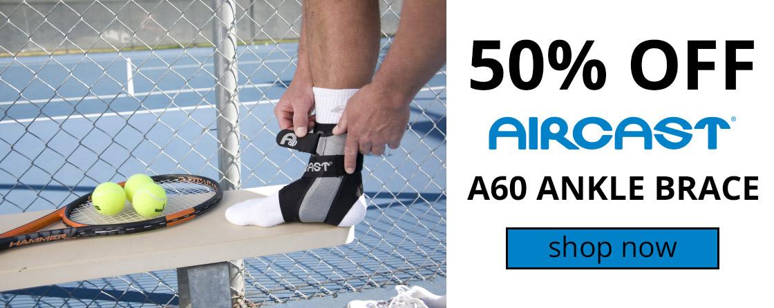 Aircast A60 Half Promotion