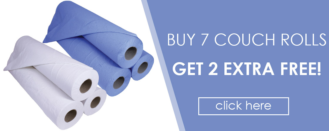 Buy 7 Get 2 FREE Couch Rolls