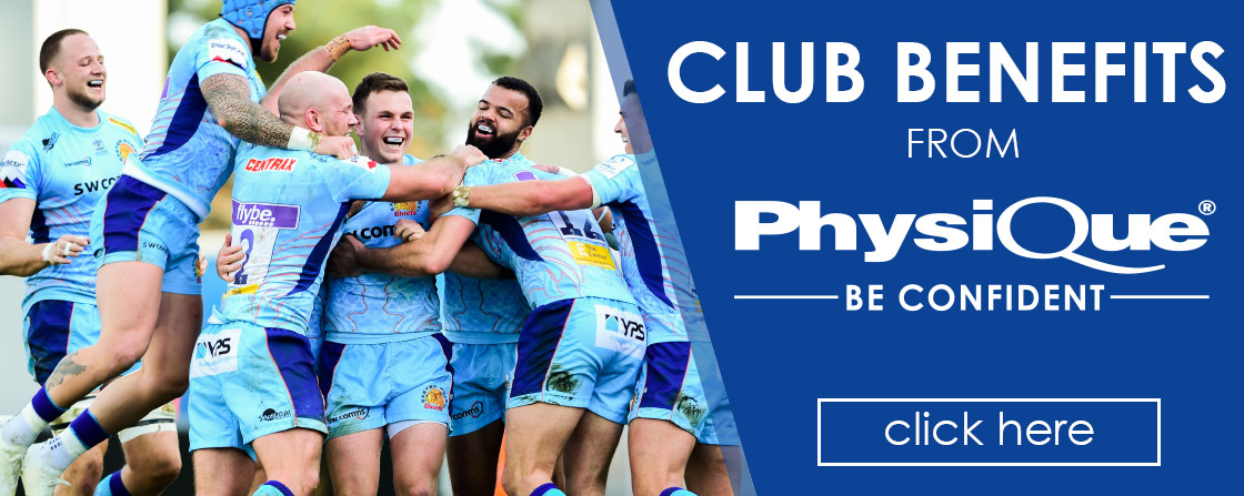 Club Benefits from Physique