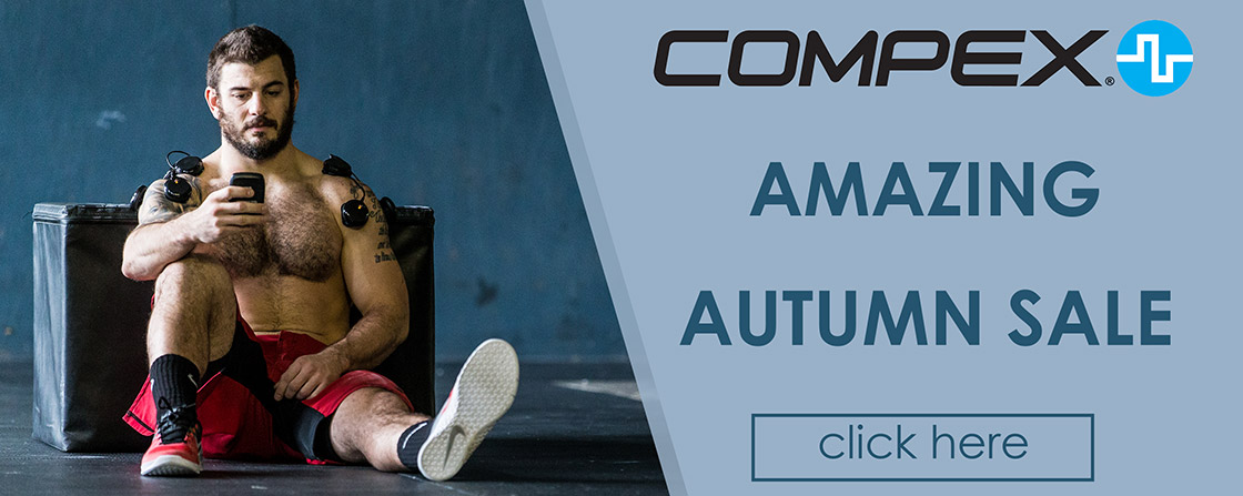 Amazing Autumn Sale on Compex