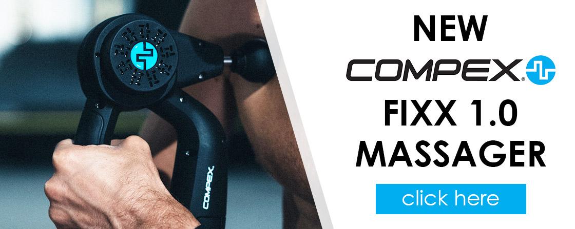 Compex Fixx 1.0 Massager