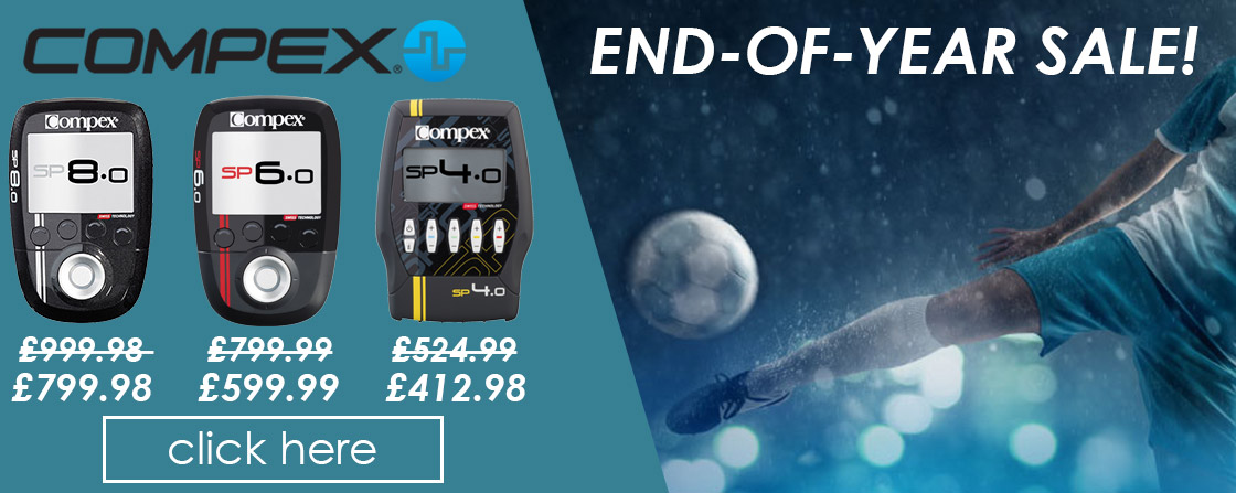 End-of-Year Compex Promotions