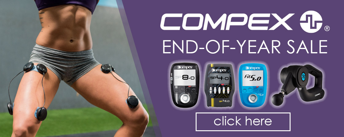 Compex End of Year Sale