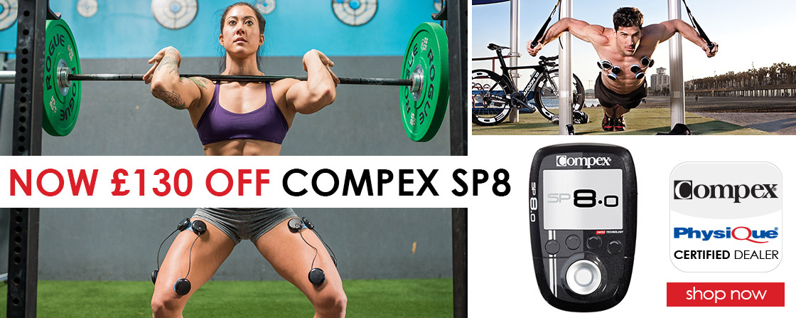 Compex SALE NOW ON