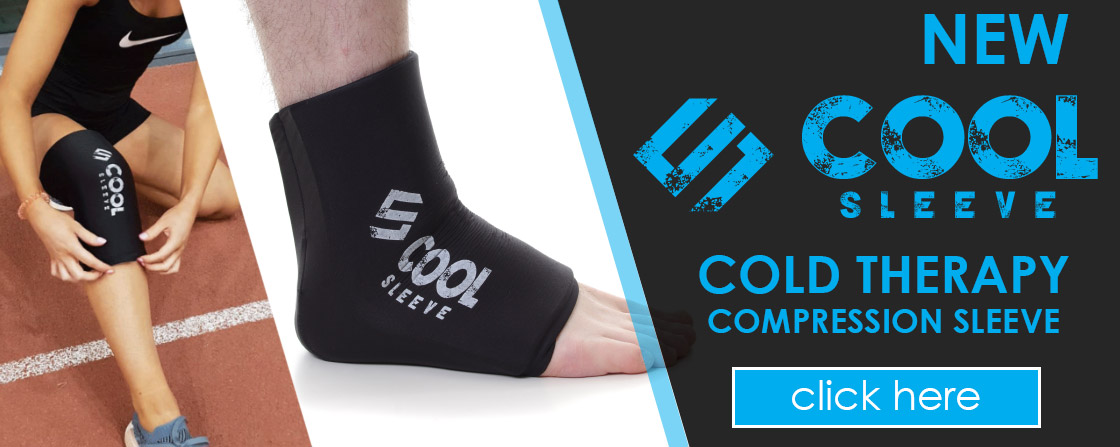 NEW Cool Sleeve - Cold Therapy Compression Sleeve