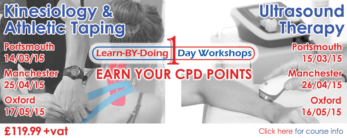 New 1 Day Workshops