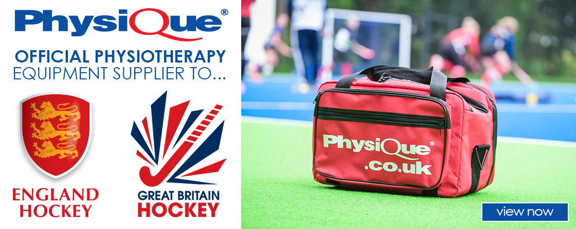 Officia Supplier to England & GB Hockey
