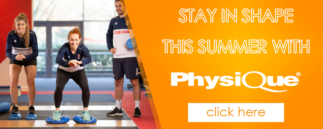Stay In Shape This Summer with Physique