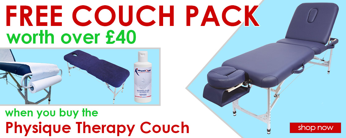 FREE Couch Pack with Physique Therapy Couch