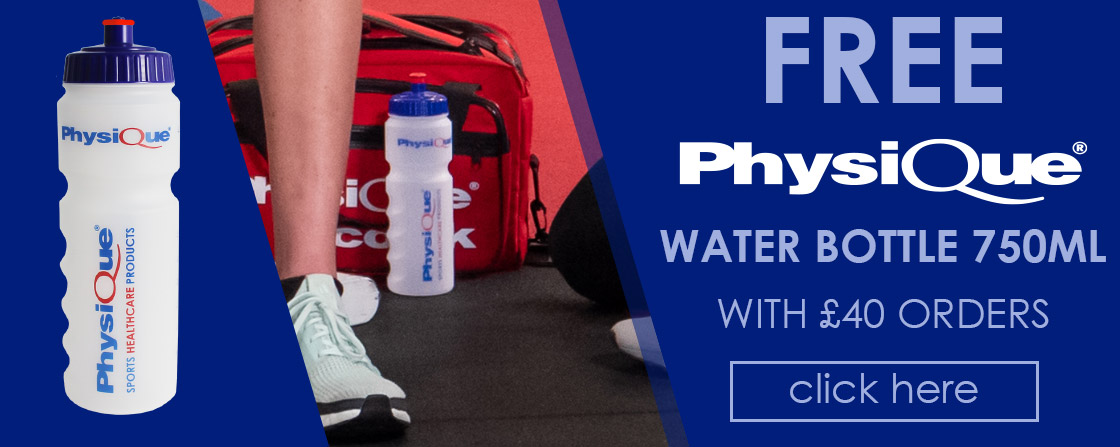 FREE Water Bottle 150ml with £40 Orders