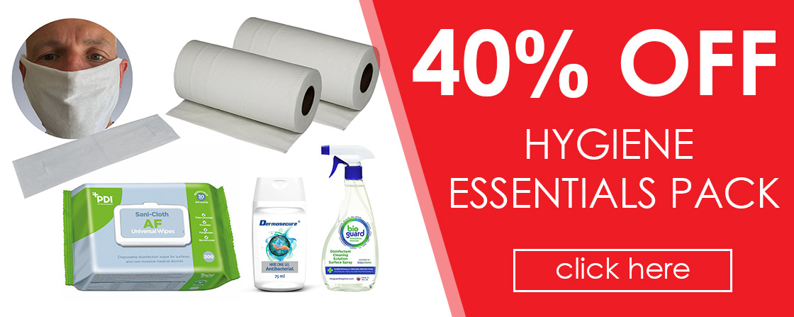 40% OFF Hygiene Essentials Pack