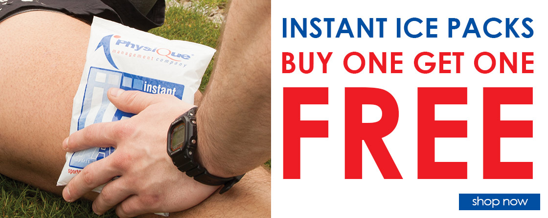 Instant Ice Packs Buy One Get One FREE