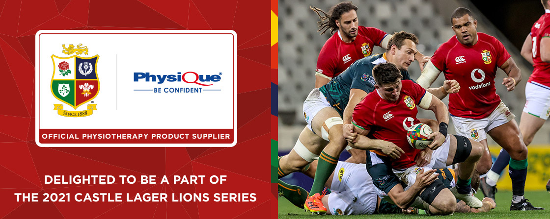 Physique | Official Supplier to Lions
