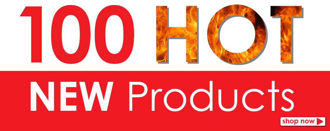 100 Hot New Products!