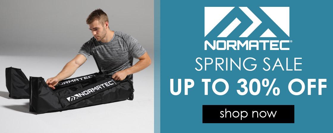 Normatec Spring Sale