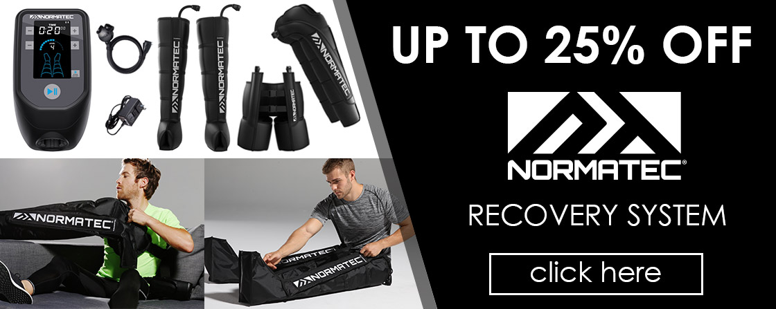 Up to 25% Off Normatec Recovery System