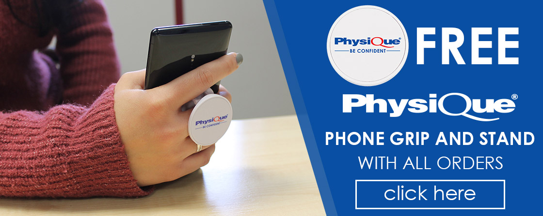 FREE Physique Phone Grip and Stand