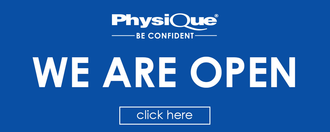 Physique Are Open