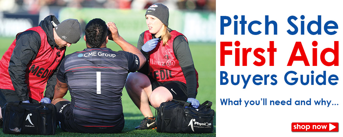 Pitch Side First Aid Buyers Guide