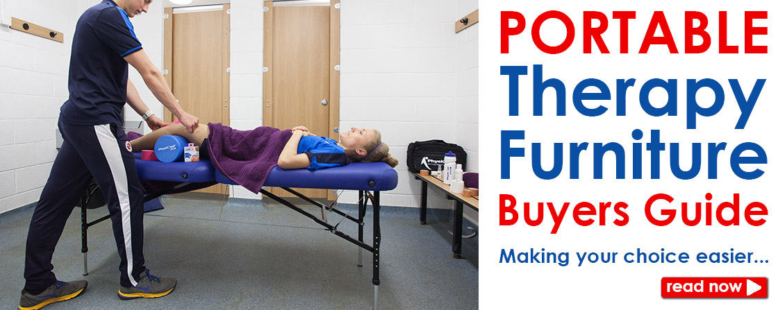 Buyers Guide to Portable Therapy Furniture