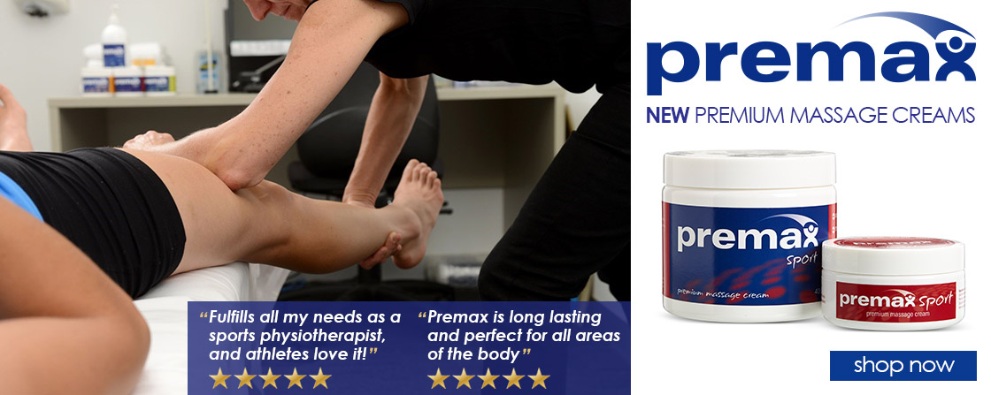 Premax - Premium Massage Creams