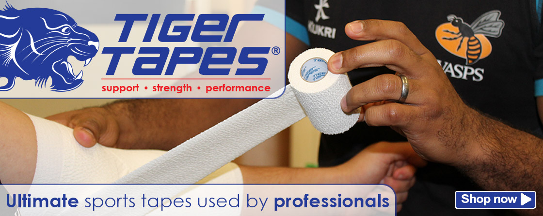 Tiger Tapes - Ultimate Sports Tapes