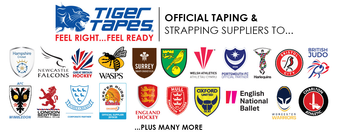 Tiger Tapes | Official Taping & Strapping Suppliers