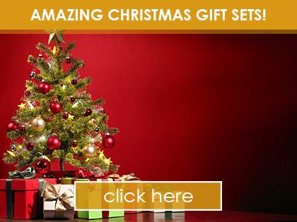 Amazing Christmas Gift Sets!