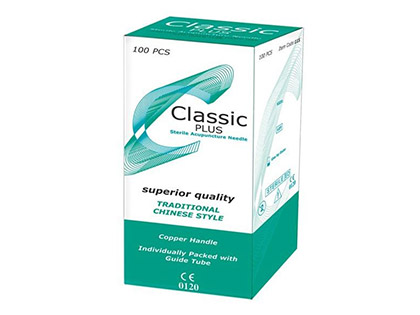 Classic Plus Acupuncture Needles