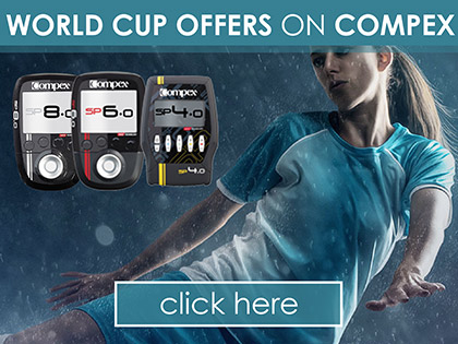 Compex World Cup Promotion