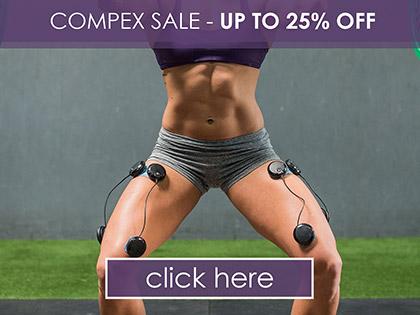 Compex BIG Summer Sale