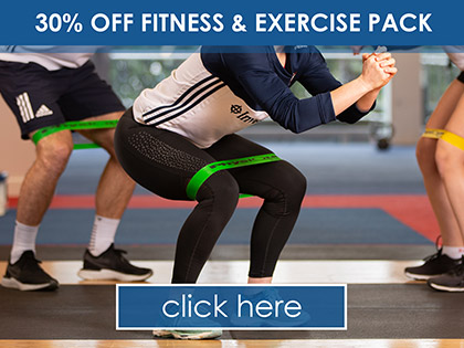 30% Off Fitness & Exercise Gift Set