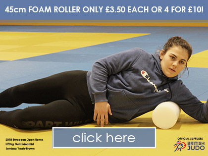 Foam Rollers for £3.50 each or 4 for £10!