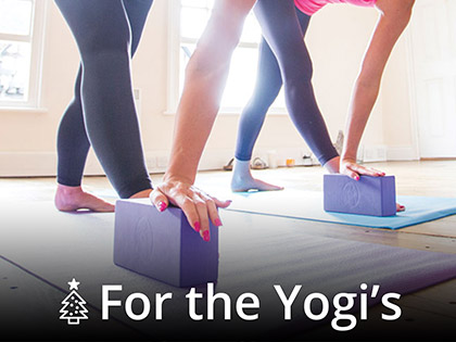 Christmas Gift Guide: For The Yogi's Buyers Guide