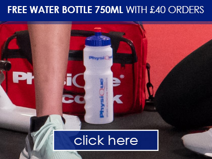 Free Physique Water Bottle 750ml with £40 orders