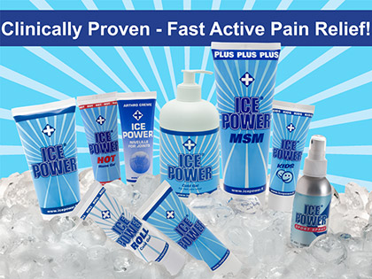 Ice Power - The original pain winner from Finland