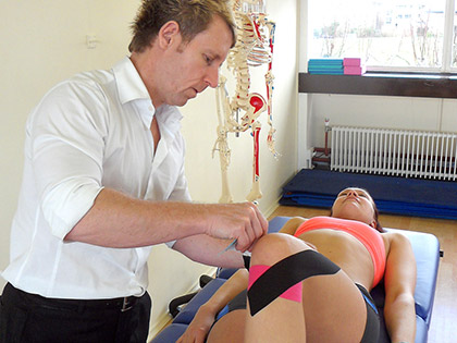 Win a place on our Kinesiology Taping Course