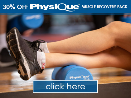 30% OFF Muscle Recovery Pack