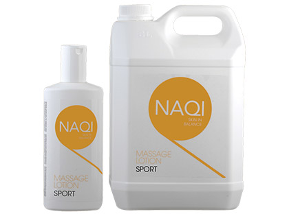 NAQI Massage Lotions