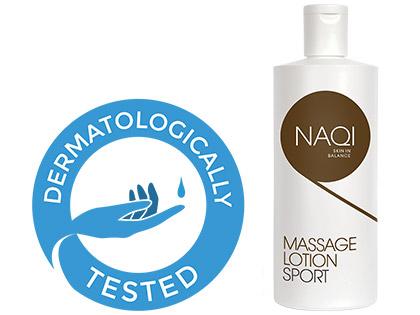 NAQI Massage Lotion Sport