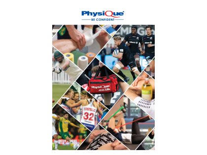 Physique | Sports Healthcare Products Catalogue 2019/21
