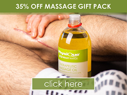 35% OFF Physique Massage Gift Pack