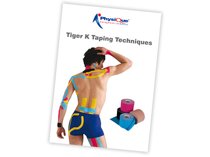 Physique Tiger K Taping Techniques