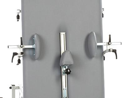 Optional Accessory: Hip/Leg Stabiliser