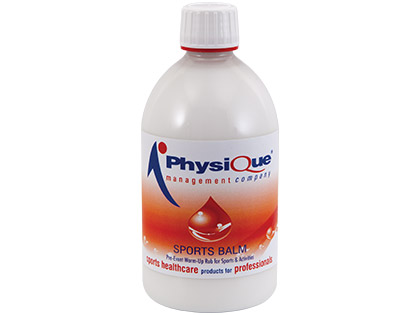 Physique Sports Balm