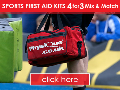 Sports First Aid Kits 4 for 3 Mix & Match