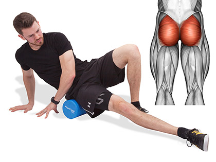 Gluteals Roll