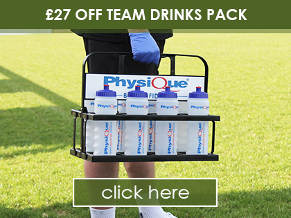64% OFF Team Drinks Pack   Only £14.99