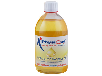 Physique Therapeutic Massage Oil